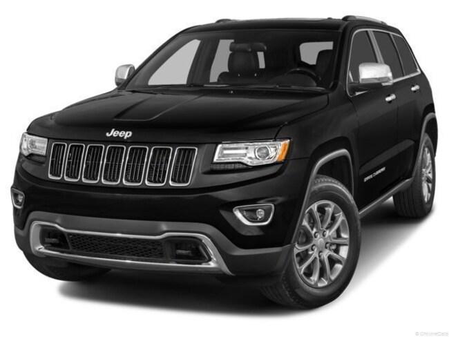 2014 Jeep Grand Cherokee Overland 4x4 SUV