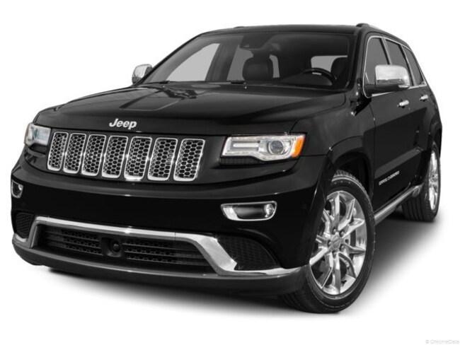 2014 Jeep Grand Cherokee Summit 4X4 4WD