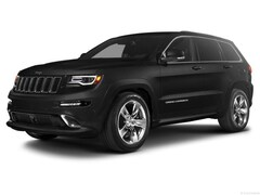 Used 2014 Jeep Grand Cherokee SRT 4x4 SUV 5949 for sale in Cooperstown, ND at V-W Motors, Inc.