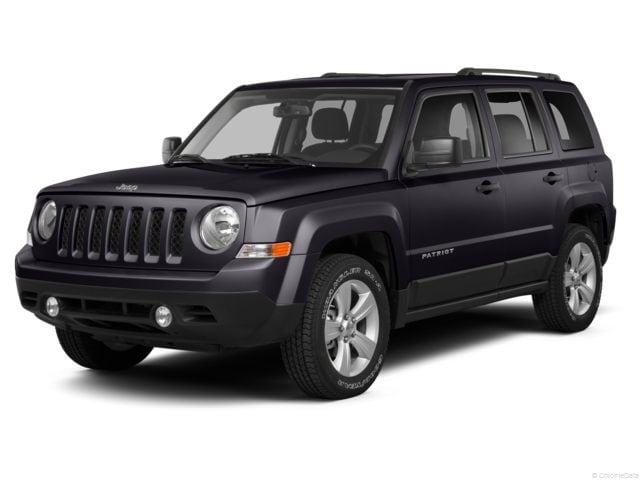 2014 Jeep Patriot FWD Sport SUV