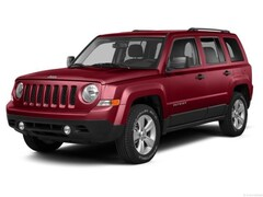 Used 2014 Jeep Patriot Latitude FWD SUV 1C4NJPFB1ED529820 for sale in Easton, MD