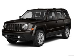2014 Jeep Patriot FWD 4dr Limited Sport Utility