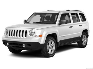 Certified Pre-Owned 2014 Jeep Patriot Sport 4x4 SUV Tucson