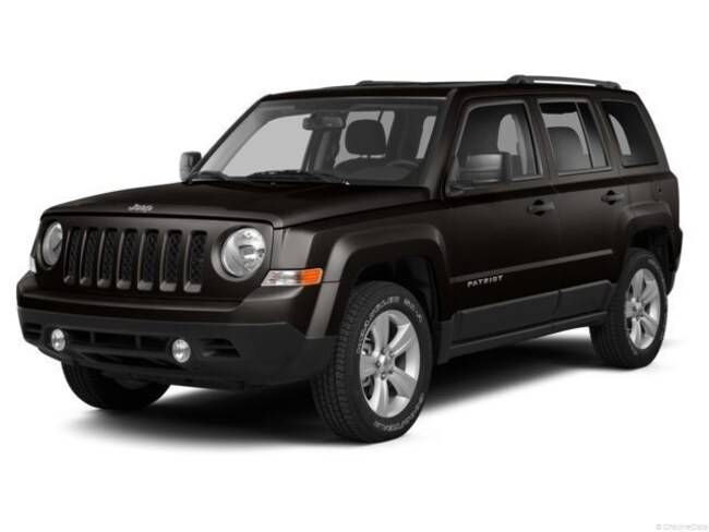 Used 2014 Jeep Patriot Sport 4x4 SUV For Sale Carmichaels, PA