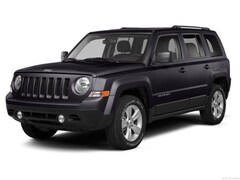 2014 Jeep Patriot 4WD 4dr Latitude Sport Utility for sale at White Plains Chrysler Jeep Dodge in White Plains, NY