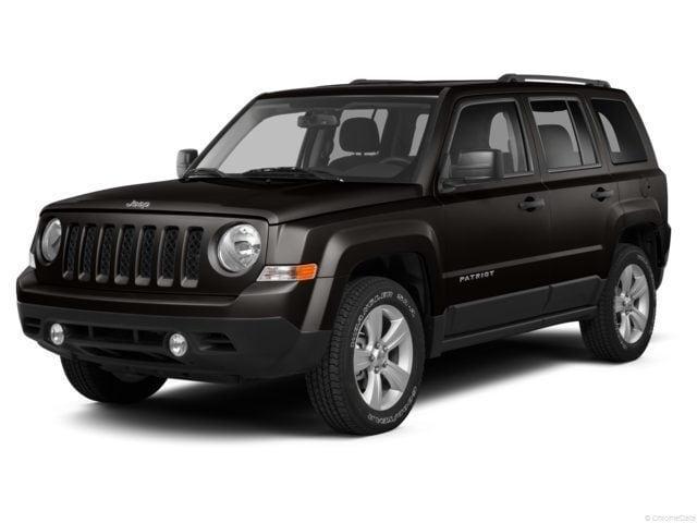 2014 Jeep Patriot 4WD Latitude