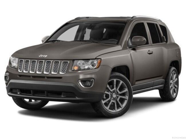 Used 2014 Jeep Compass Sport SUV for sale in Boston, MA