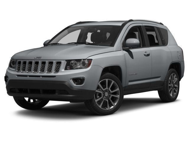 Attractive 2014 Jeep Compass Latitude 4x4 SUV Erie