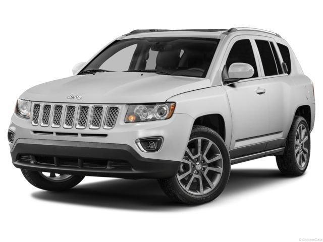 2014 Jeep Compass Latitude 4x4 SUV