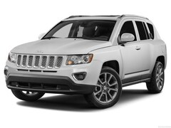 2014 Jeep Compass Latitud WAGON
