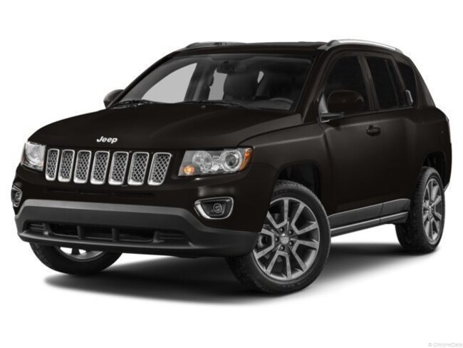 Certified Pre-Owned 2014 Jeep Compass Latitude 4X4 SUV For Sale Carmichaels, PA