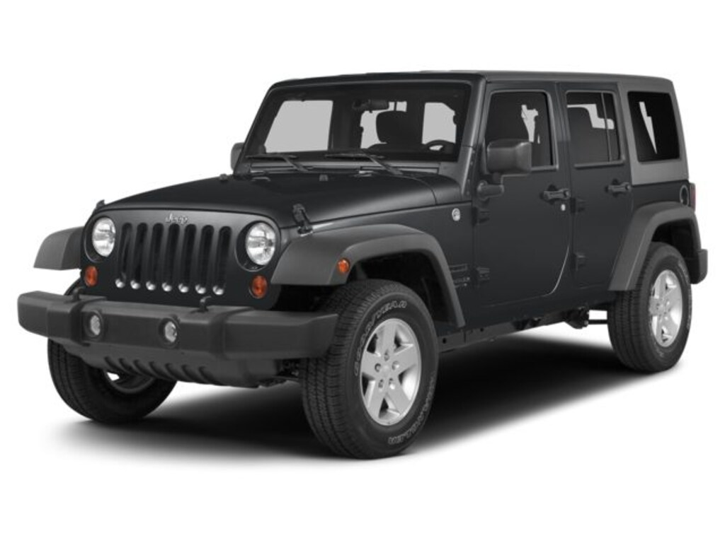 Used 2014 Jeep Wrangler Unlimited Sport near White Plains