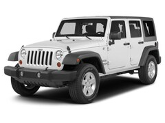 2014 Jeep Wrangler Unlimited Sahara SUV in Exeter NH at Foss Motors Inc