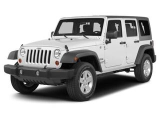New 2014 Jeep Wrangler Unlimited 4WD  Polar Edition *Ltd Avail* Sport Utility in Woodbury, NJ
