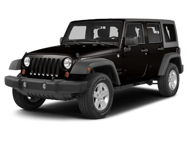 2014 Jeep Wrangler Unlimited 4WD