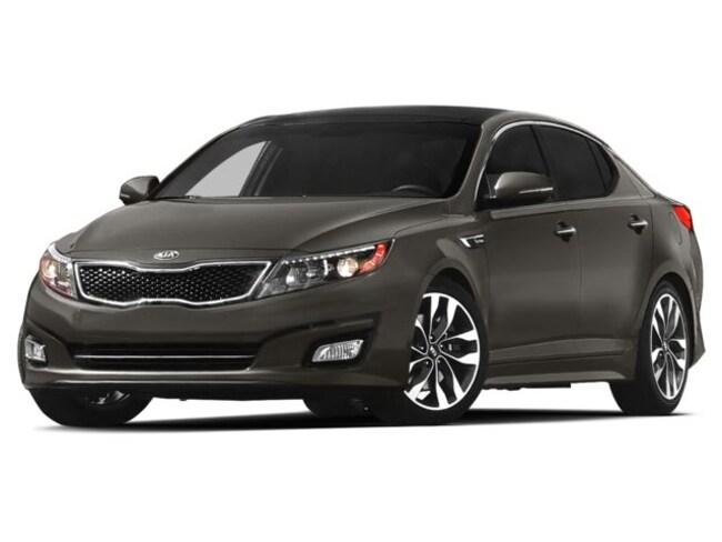 2014 Kia Optima LX Sedan