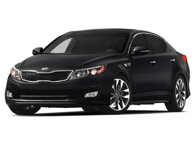 Delightful Used 2014 Kia Optima SXL Turbo Sedan For Sale In New London