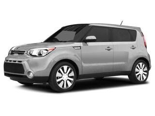 2014 Kia Soul Base Sedan