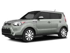 2014 Kia Soul Plus Hatchback