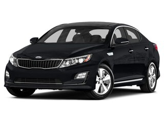 2014 Kia Optima Hybrid EX Sedan