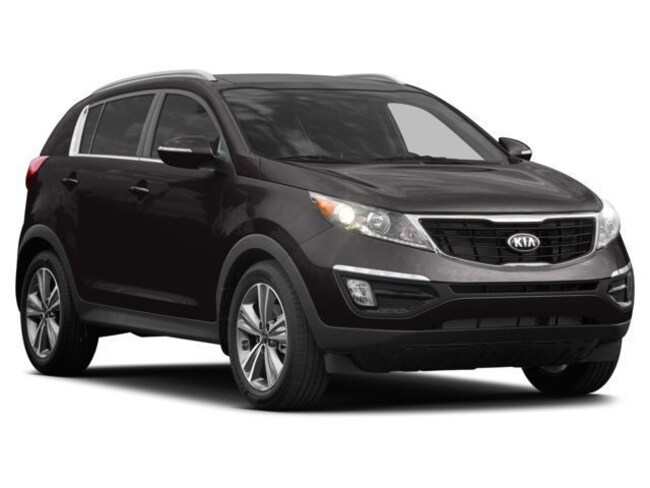 Used 2014 Kia Sportage For Sale St Charles, IL   Stock# F80567A