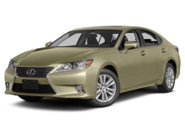 2014 LEXUS ES 350 Sedan