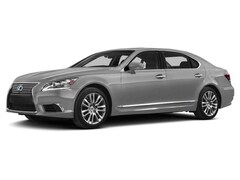 2014 LEXUS LS 600h L for sale at Lustine Toyota in Woodbridge, VA
