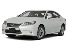 2014 LEXUS ES 300h Hybrid Sedan