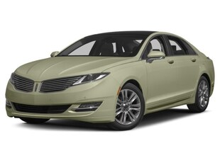 2014 Lincoln MKZ Base Reserve (Preferred With Single Panel Roof) Sedan
