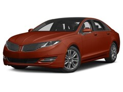 Certified Pre-Owned 2014 Lincoln MKZ Base Sedan for sale in Decatur, IL