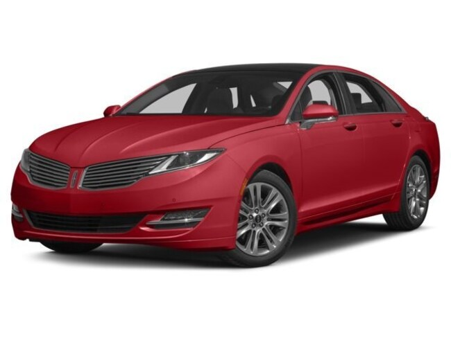 2014 Lincoln MKZ AWD 4dr Car