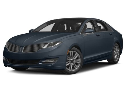 2014 Lincoln MKZ AWD Reserve with Navigation and Vista Moof Roof Sedan