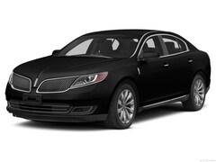 Used 2014 Lincoln MKS Base Sedan