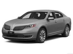 2014 Lincoln MKS Sedan 4D Sedan