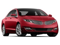 Used 2014 Lincoln MKZ Hybrid Sedan 3LN6L2LU7ER825757 in San Diego