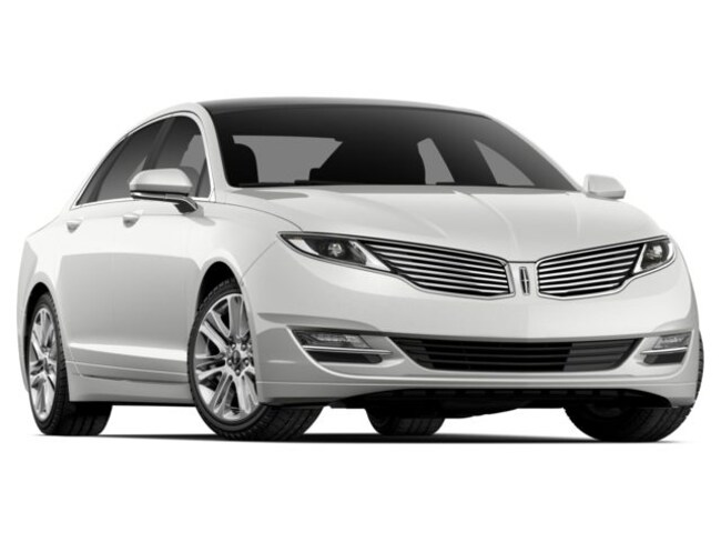 Used 2014 Lincoln MKZ Hybrid Sedan Fort Myers
