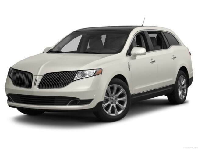 Certified Pre-owned 2014 Lincoln MKT V6 EcoBoost AWD Wagon for sale in Davenport, IA