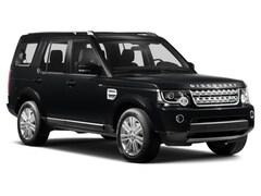 2014 Land Rover LR4 SUV