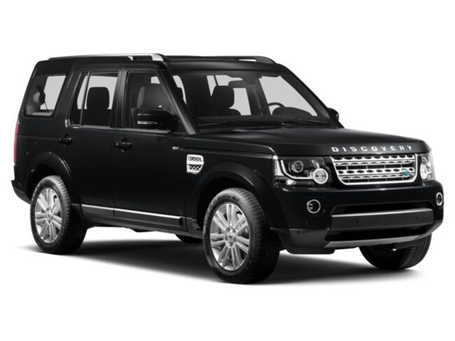 Used 2014 Land Rover LR4 For Sale | Dayton OH