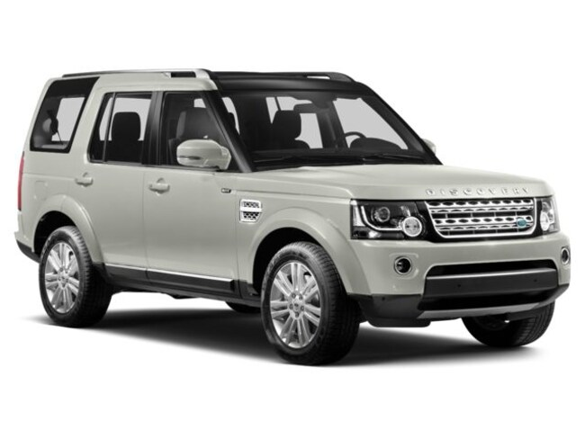 2014 Land Rover LR4 Base SUV