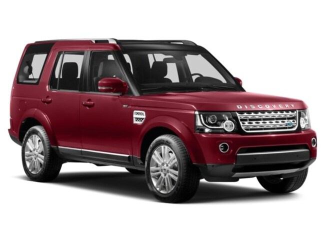 2014 Land Rover LR4 4WD