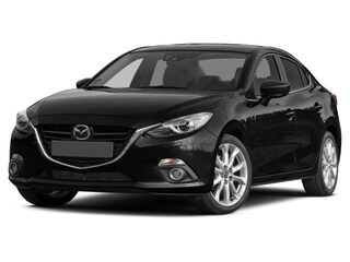 2014 Mazda Mazda3 i SV Sedan