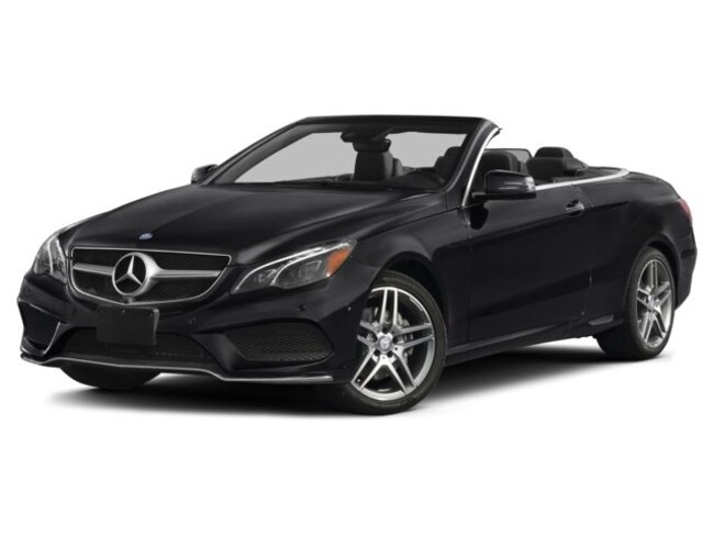 Used 2014 Mercedes-Benz E-Class E 350 Cabriolet in Amarillo