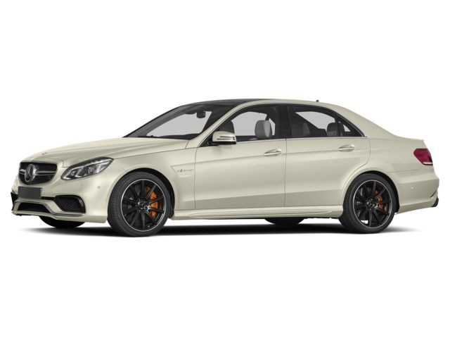 2014 Mercedes-Benz E63 AMG S-Model 4MATIC Sedan