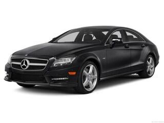 2014 Mercedes-Benz CLS CLS  550 Sedan