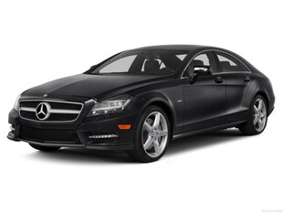 2014 Mercedes-Benz CLS 550 CLS 550 Coupe