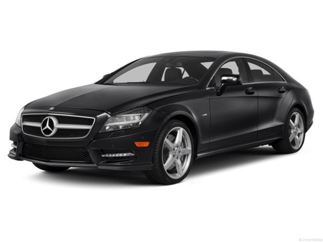 Delightful Used 2014 Mercedes Benz CLS Class CLS 550 Sedan For Sale In New London