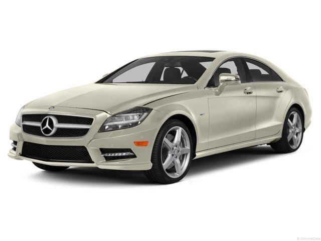 2014 Mercedes Benz CLS 550 4MATIC Coupe