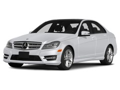 2014 Mercedes-Benz C-Class C 300 4MATIC Sedan