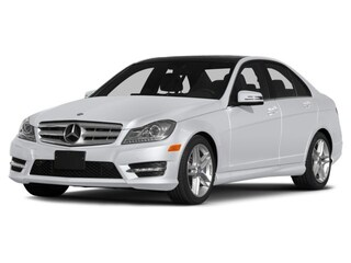 Pre-Owned 2014 Mercedes-Benz C-Class C 300 4MATIC Sedan Des Moines IA